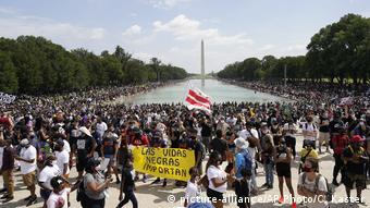 Ουάσιγκτον Βlack Lives Matter