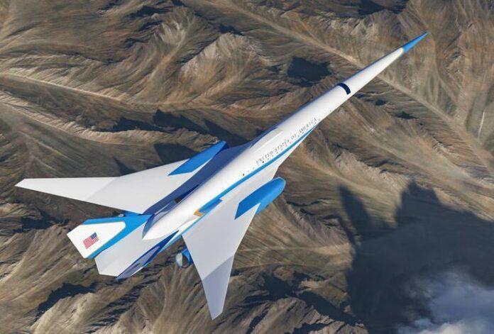 νέο Air Force One