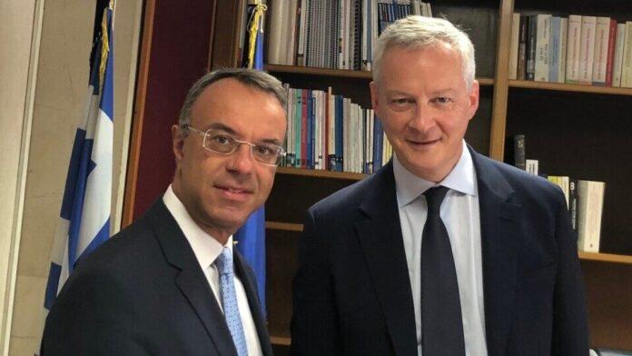 Μέτωπο Ελλάδας Γαλλίας για το Ταμείο Ανάκαμψης κόντρα στα