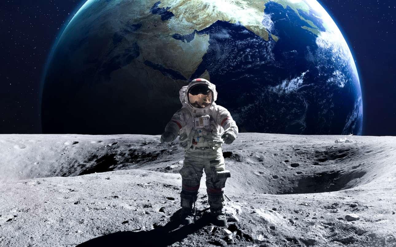 Γιατί κάποιοι δεν πιστεύουν ότι ο άνθρωπος πήγε στη Σελήνη; | Protagon.gr