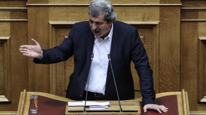 Πολάκης ΣΥΡΙΖΑ