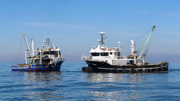τουρκικά αλιευτικά