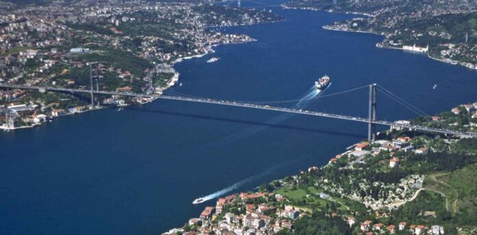 Διώρυγα Κωνσταντινούπολης