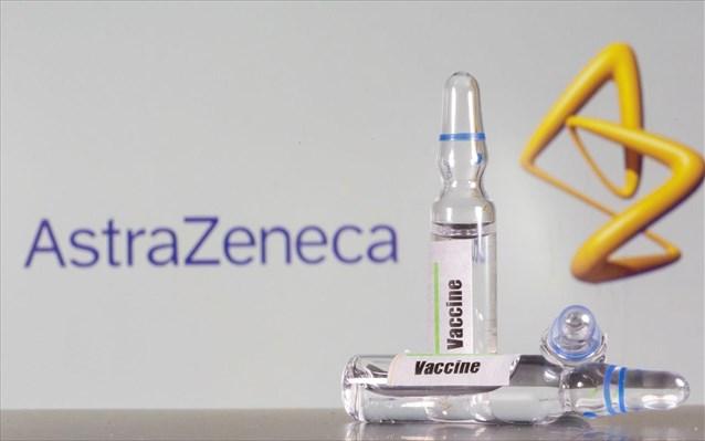 AstraZeneca εμβόλιο