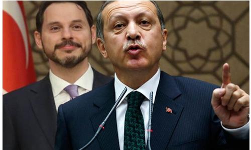 Ερντογάν συμμορία