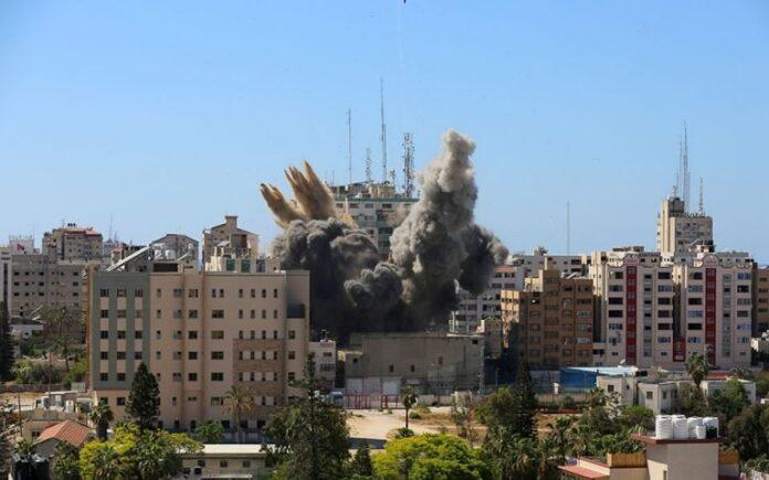ισραηλινούς βομβαρδισμούς