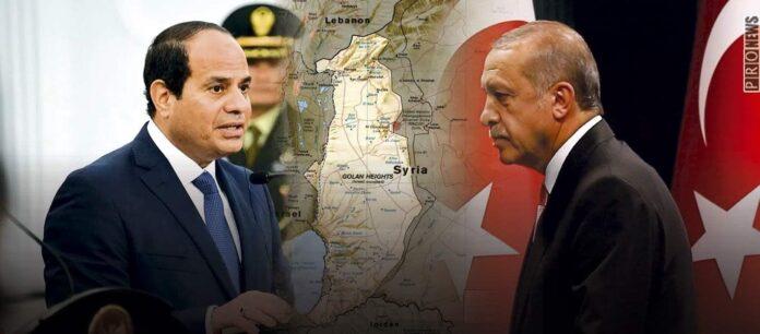 Ο Ερντογάν επιδιώκει, πάση δυνάμει, συμφωνία για ΑΟΖ με την Αίγυπτο