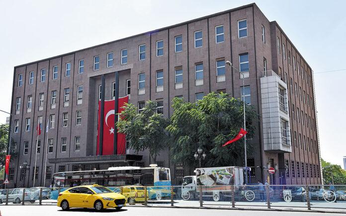 Ο Ερντογάν συνεχίζει τις καρατομήσεις στην Κεντρική Τράπεζα της Τουρκίας