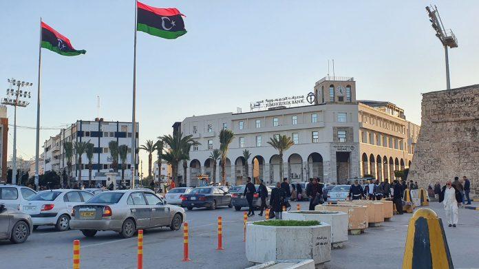Λιβύη Διάσκεψη