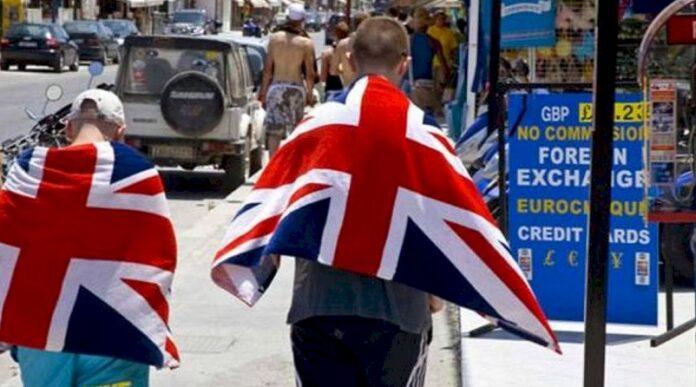 Βρετανία τουρισμός