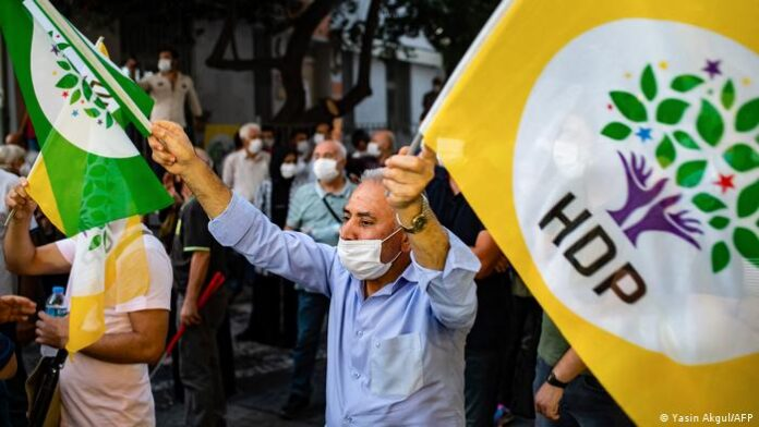 Eρντογάν HDP