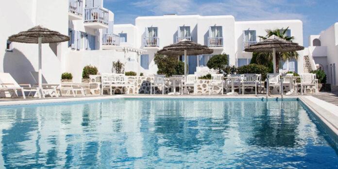τουρισμός ξενοδοχεία
