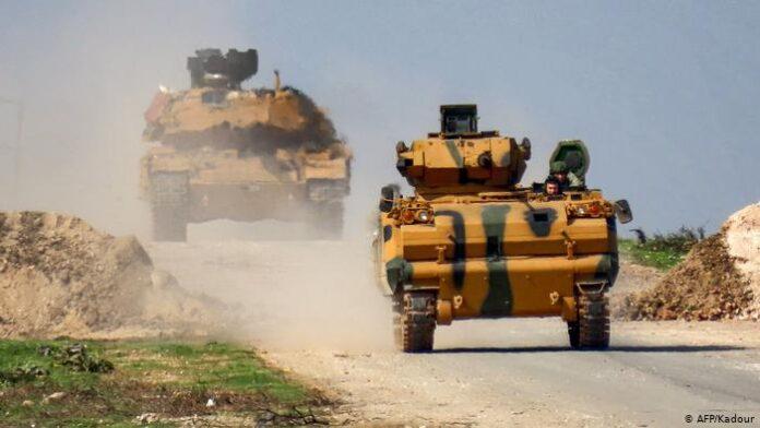 Ερντογάν Συρία