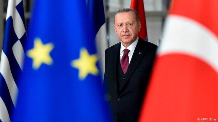Ερντογάν Ευρώπη