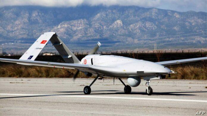 τουρκικά drones