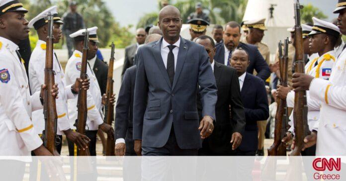 πρόεδρος Αϊτής