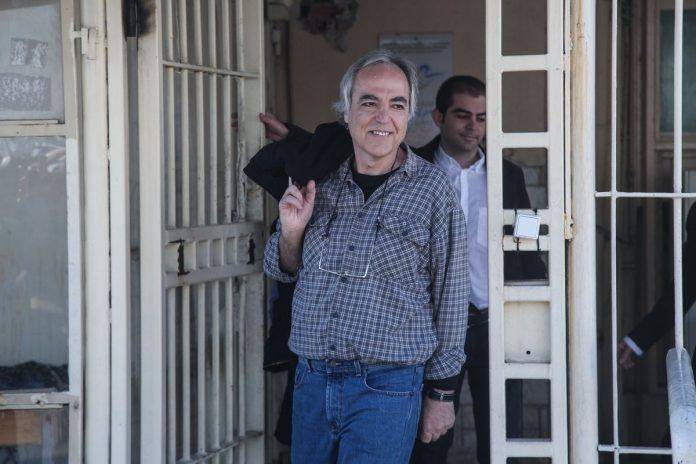 Ο αρχιεκτελεστής της 17 N Δημήτρης Κουφοντίνας κατέθεσε αίτημα για υφ' όρον απόλυση