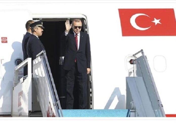 Ερντογάν κατεχόμενα