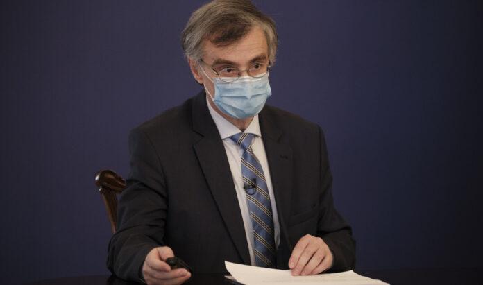 Τσιόδρας εμβολιασμοί