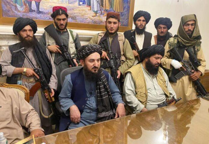 Κίνα Ταλιμπάν