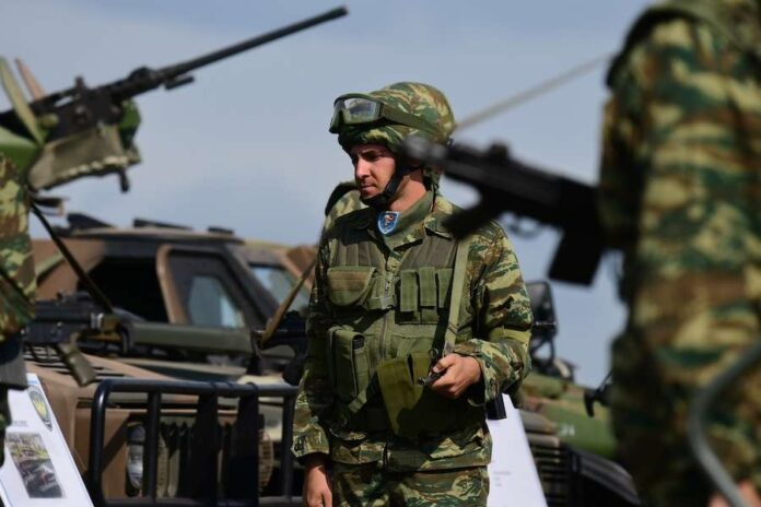 στρατός Ελλάδα