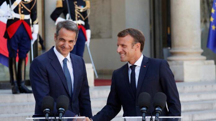ελληνογαλλική συμφωνία